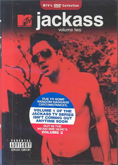 JACKASS VOL 2 BY JACKASS (DVD)